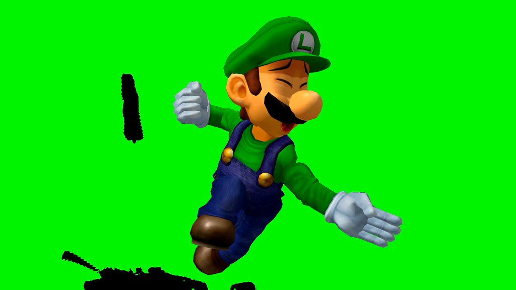 how to get luigi in melee