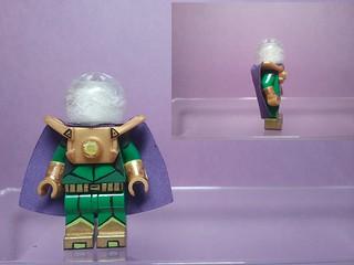 EA-verse: Mysterio