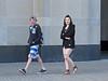 Boardwalk Couple (Multielvi) Tags: atlantic city new jersy nj shore boardwalk man woman girl candid tattoo couple