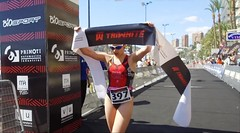 triatlon sprint Benidorm @WhiteGoForIt Team Claveria cab