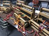 IMG_1589 (basket-lady) Tags: weaving 32cotton 2harness looms 4harness warp weft shuttles