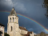 L'église arc-en-ciel (Quentin Douchet) Tags: aisne france hautsdefrance arcenciel church rainbow église