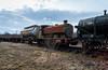DSC_1013 (Joe the Toff) Tags: locomotive railway abandoned train railroad steamtrain scotland ayrshire rust deserted