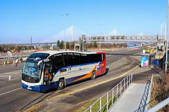 53807 YY65SXO Stagecoach Fife (busmanscotland) Tags: 53807 yy65sxo stagecoach fife yy65 sxo volvo b11r plaxton elite east scotland express city connect