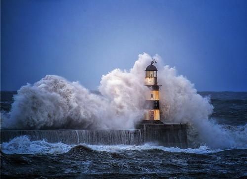 1st Phil Robson - Lighthouse