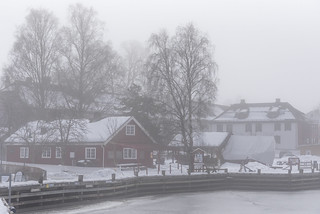 Waiting for spring, Son, Norway