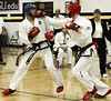 TaekwonDoMensSparringBDMCart2 (Sandi Beaudoin) Tags: taekwondo usitf internationaltaekwondofederation usa ohio sylvaniaohio punching kicking breaking boardbreaking highkicks boxing martialarts tournament white blackbelts hitting striking blocking patterns forms sports selfdefense
