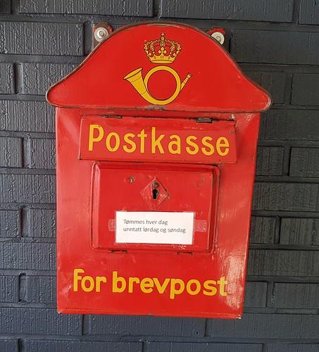 postkasse kb rhus