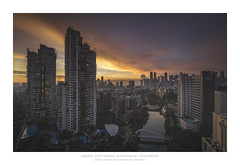 Four points (Khun Jeremy) Tags: singapore sony grandcopthorne sunrise dawn clarkkey 4points