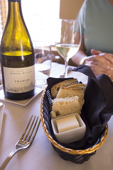 Pain et Vin (Bill in DC) Tags: nm newmexico santafe restaurants food 2017 lolivier wine drinks