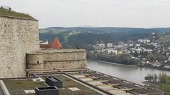 Passau, Veste Oberhaus [03.10.2014] (b16aug) Tags: bayern deu geo:lat=4857801943 geo:lon=1346851112 geotagged germany passau stgeorgsberg
