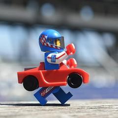Monaco Grand Prix (MinifigNick) Tags: lego monaco grandprix afol minifig minifignick minifigure racingcar f1