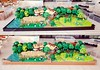 New frames on Rural Landscape (Emil Lidé) Tags: lego moc rural landscape frame