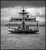 It's Mine (Ernie Misner) Tags: f8anditsmine ferry boat pugetsound steilacoomwa steilacoom erniemisner 70200efl 70200 lightroom nik capturenx2 cnx2 monochrome bw