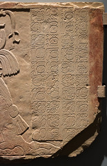 IMG_1791 (jaglazier) Tags: 2018 32518 736ad archaeologicalmuseum architecturalelements artmuseums chiapas crafts glyphs goldenkingdomsluxuryandlegacyintheancientamericas headdresses hieroglyphics kinichahkalmonaabiii kinichjanaabpakali kinichjanaabpakalii kings limestone march maya mayan mesoamerican metropolitanmuseum mexican mexico museodesitiodepalanque museums newyork palenque panels precolumbian religion rituals sacrifices specialexhibits stoneworking templexxi usa archaeology architecture art basrelief bloodletting buildings copyright2018jamesaglazier inscriptions lowrelief reliefs sculpture temples writing unitedstates