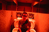 52490025 (stonkolegg) Tags: xpro slidefilm fujichrome velvia100 velvia bathroom popo double espejo me red fujivelvia crossprocess lomo nikonfe2 nikonfilm