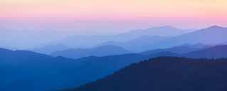 Smoky Mountains, Clingmans Dome, North Carolina