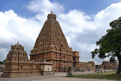 Brihadeeswara Temple P1260273 (Phil @ Delfryn Design) Tags: india2018
