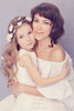 Нежность в фиалковых тонах (MissSmile) Tags: misssmile family love togetherness embrace mother mom child kid girl delicate soft memories smile connection moment