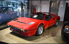Ferrari 308 GTS (baffalie) Tags: auto voiture ancienne vintage classic old car coche retro expo allemagne sport automobile racing motor show collection club