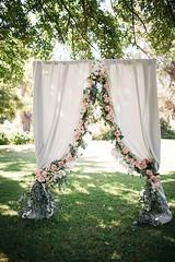 como  hacer un altar para boda civil (Manuela Jurado) Tags: decorar altar aire libre cordoba