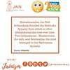Did you know this amazing fact on #Jainism ?⠀ If No, share it with all !⠀ ⠀ Explore Jainism on https://buff.ly/2Fw3GmS⠀ ⠀ #facts #fridayfacts #jainism #jain #news #good #instalove #like #love #thursday #family (Jain News Views) Tags: jainism
