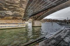 Pont d'Iéna - Paris (gilles_t75) Tags: d7200 france gillest hdr nikkor1024mmf3545 nikon bracketing exposurefusion highdynamicrange photohdr photomatix tonemapping îledefrance pontdiéna pont iéna paris75 seine parisvii 75007