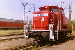 DB 360303-2 (bobbyblack51) Tags: db class 360 260 v60 deutz c heavy diesel shunter 3603032 2603033 v60303 bw lehrte 2001