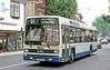 West Midlands Travel: 1068 (F68DDA) in High Street, Kings Heath (Mega Anorak) Tags: bus leyland lynx westmidlandstravel kingsheath