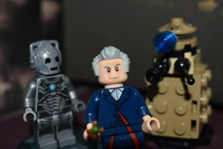 Doctor Who surrounded
