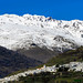 Snow over Capileira