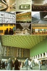 Postcrossing US-5232892 (booboo_babies) Tags: multiview train station trainstations wanderlust book postcrossing