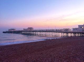 Worthing Pier....