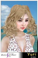 DrLifeGen3Hair Yuri (DrLifeGen3Hair SecondLife) Tags: secondlife sl drlifegen3hair drlifegen3 drlife hair flexi slhairstyle