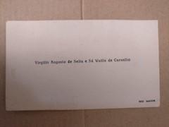 Cartão de Apresentação (ACMateus) Tags: antiguidades coleccionismo velharias cartao