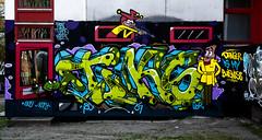HH-Graffiti 3624 (cmdpirx) Tags: hamburg germany graffiti spray can street art hiphop reclaim your city aerosol paint colour mural piece throwup bombing painting fatcap style character chari farbe spraydose crew kru artist outline wallporn train benching panel wholecar