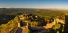 Blick vom Castell in Enna bei Traumhafter Fernsicht (matthias_oberlausitz) Tags: enna castello kastell burg ruine festung ätna etna sizilien sizilia italien italy italia