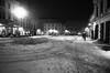 Snow Storm (Koprek) Tags: ricoh gr varazdin croatia winter chill effect nightlight snow 2018