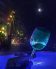 Spa in Moonlight (caralan393) Tags: spa moonlight wine night cheers phone