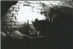 Alchemy (TJ BUll) Tags: alchemy prague europe holiday blackandwhite black white history filmphotography photography film praktica