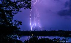 Thunderstorm (saajithazeez_6) Tags: red thunder thunderstorm lights nightphotography nightsky mothernature longexposure nikon sky rain night nikond750 photooftheday manfrotto home saajithazeez