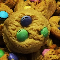 Easter M&M Cookies.... (steamboatwillie33) Tags: cookies food 2018 baked homemade easter mms candy dessert spring delicious snack