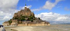 Le Mont-Saint-Michel 01 (borntotravel77) Tags: francia france travel viaggiare