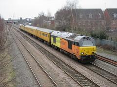 Burton on Trent (Chris@Burton) Tags: 67027 burton trent network rail