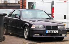 655 SYD (Nivek.Old.Gold) Tags: 1994 bmw m3 convertible 2995cc hardtop