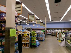 Old and new aisle markers standing together, 2018 edition (l_dawg2000) Tags: 2018remodel cordova delicatesen grocery grocerystore healthbeauty kroger labelscar marketplace meats memphis pharmacy produce remodel retail scriptdécor shelbycounty supermarket tennessee tn trinitycommons cordovamemphis unitedstates usa