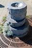 _DSC0895 (durr-architect) Tags: ticheler villefoye boezem art almere h2o stok untitled agricola heritage marker timeline ven sculpture steel ball grass field