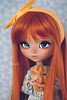 Doll Guest (Mikiyochii) Tags: doll pullip groove custom mochaskin mio miokit makeitown diy freckles cute redhead