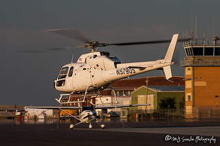 N57905 | Aerospatiale AS355 Ecureuil  | Natrona County International Airport,