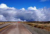 almost arrived (tamasmatusik) Tags: road sky landscape cloud grandcanyon arizona clouds cloudporn bluesky detour nature roadtrip sony sonynex nex6 30mm sigma sigmalens milc dolansprings colors sunny usa mohave mohavecounty mojave